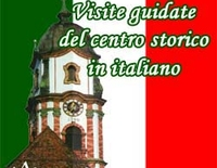 Visita guidata del centro storico in lingua italiana (Ortsführung in italienischer Sprache)