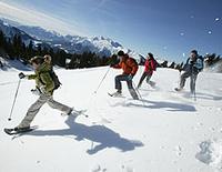 Schneeschuh-PanoramaTour mit der Skischule Krün-Wallgau
