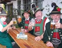 BAUERNWOCHEN: Herbstfest der Gebirgsschützenkompanie