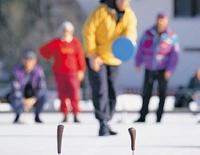 Gäste Eisstockschießen - Turniere