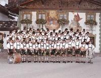 Jahresabschlusskonzert der Musikkapelle Wallgau