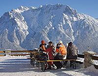 Begleitete Winterwanderung:  Lautersee & St. Anton mit Sepp Kriner