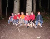 Abendwanderung für die ganze Familie - mit Laternen auf die   Denkalm