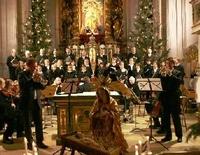 Großes Weihnachtskonzert des Kirchenchores Lenggries