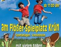 Kinderfest am Flößer-Spielplatz Krün