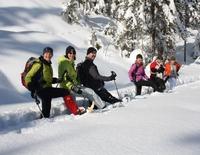 Geführte Schneeschuhwanderung