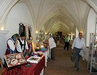 Handwerk und Kunst aus der Heimat - Verkaufsausstellung