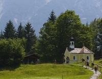 Begleitete Wanderung Heute: 3-Seen Enzianblütenrundwanderung, Barmsee, Geroldsee, Grubsee