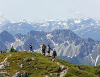 Begleitete Bergtour Heute: zur Mittenwalder Hütte