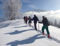 Schneeschuhschnuppertour