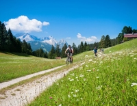 Geführte Mountainbike-Schnuppertour -  E-Bikefahrer sind ebenfalls herzlich Willkommen!