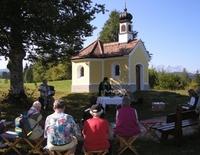 evangelische Bergandacht
