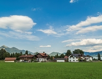 Gästebegrüßung Tourist Information Walchensee