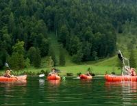 Wasserspaß im Trekraft - Kinder- und Jugendprogramm