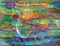 Malerin Astrid Sohn - Vernissage