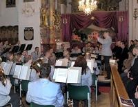 Adventskonzert des Gebirgsmusikkorps