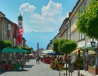 Ausflugsfahrt Murnau am Staffelsee