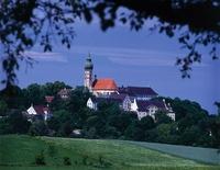 Fahrt zum Kloster Andechs mit Ammersee