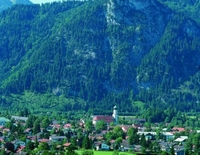 Fahrt zur Wieskirche mit Oberammergau
