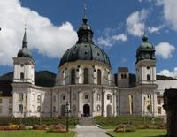 Ausflugsfahrt zum Schloß Linderhof und Kloster Ettal