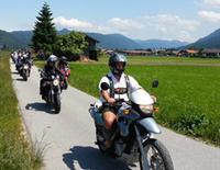 8. Isartaler-Motorradsegnung mit großem Korso und gemütlichem Beisammensein