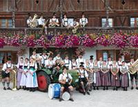 Kurkonzert mit der Musikkapelle Krün