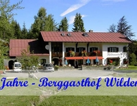 65 Jahre – Berggasthof Wildensee