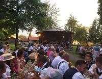 Gartenfest des Musikvereins Benediktbeuern