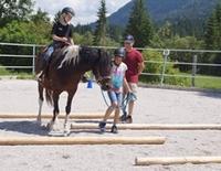 2-Tage-Pferde-Spaß mit den Isarhof Curlys