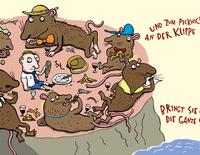 ZUM KUCKUCK! Tiere im Bilderbuch – Original-Illustrationen