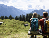 Begleitete Bergtour Heute: zum Hohen Kranzberg