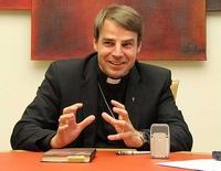 Juwel-Begegnung mit dem Passauer Bischof Dr. Stefan Oster