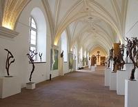 Vernissage zur Bilderausstellung von Nelly Weissenberger