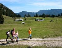 Bergwanderung für Gäste zu Koteck und Kotalm