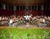 Kurkonzert der Musikkapelle Mittenwald