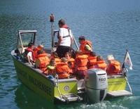 Kinderprogramm 2017: Einmal Wasserwachtler am Walchensee sein