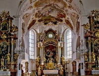 Mariensingen in der Kath. Pfarrkirche St Peter und Paul