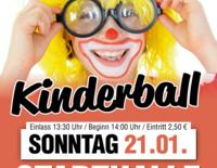 Kinderball 1, OK Penzberger Fasching