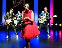 BUDDY in concert – Die Rock'n'Roll Show