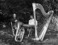 Duo Tuba und Harfe - Andreas Martin Hofmeir & Andreas Mildner