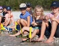 Kinderprogramm: Isar-Dampfer