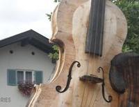 Kinderprogramm: Vom Holz zur Geige
