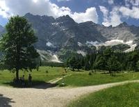 E-MTB Tour Karwendelrunde