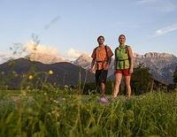 Begleitete Wanderung  durch die Hüttlebachklamm zum Schwarzkopf (ohne Einkehr)