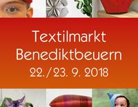 Textilmarkt Benediktbeuern 2018