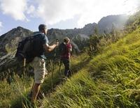 Begleitete Bergtour  Pleisenhütte