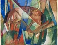 Franz Marc. Zeichnungen, Aquarelle, Gouachen