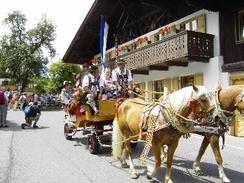 Pferdekutschfahrten