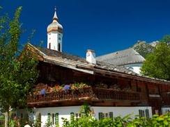 Ortsführung Garmisch