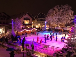 Winterzauber am Mohrenplatz